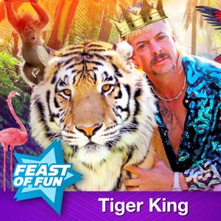 FOF #2848 - Tiger King: Gay Rednecks, Caged Animals, Guns & Meth