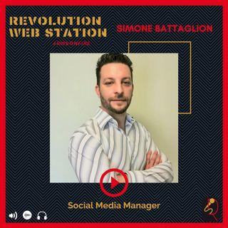 INTERVISTA SIMONE BATTAGLION - SOCIAL MEDIA MANAGER E CONSULENTE IN DIGITAL MARKETING