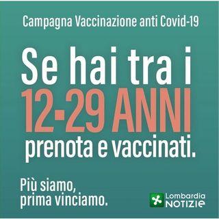 Vaccinazione: i più timorosi sono i sessantenni e oltre