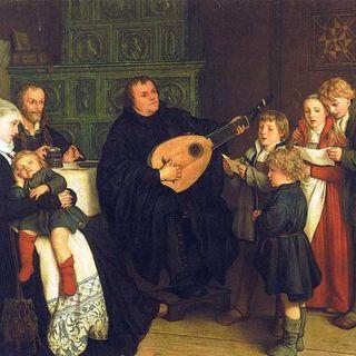 #001 - Lutero e a Música parte I