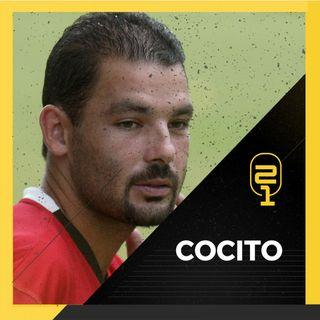 #7 Cocito: Athletico, símbolo de raça e aquela polêmica com Kaká