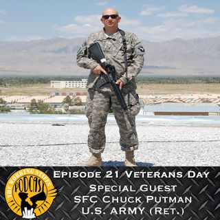 Episode 21: Veterans Day