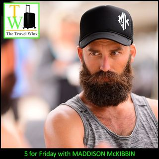 5 for Friday with Maddison McKibbin
