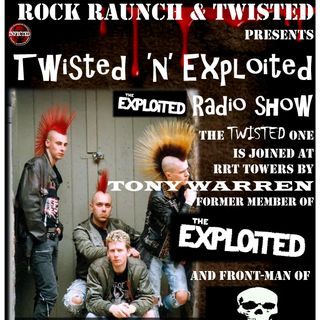 Twisted & Exploited Radio Show 16th Feb 2015