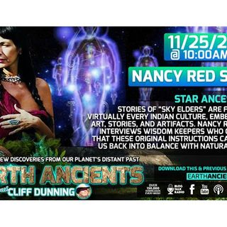 Nancy Red Star: Star Ancestors, ET Contact in Native America