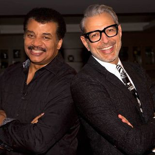 Making Science Cool, with Jeff Goldblum