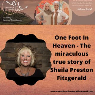 One Foot In Heaven - The miraculous true story of Sheila Preston Fitzgerald
