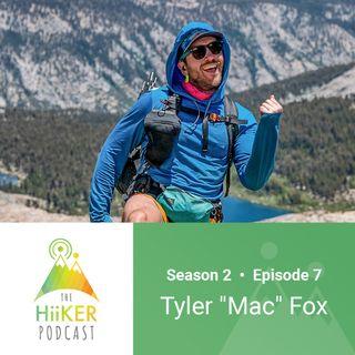 "Season 2 Episode 7: Tyler ""Mac"" Fox"
