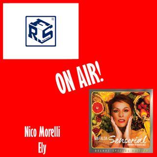 Nico Morelli e Eli ospitano Mafalda Minnozzi a Radio Free Station