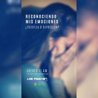 16. Reconociendo mis emociones. ¿Tristeza o depresión?