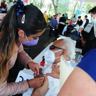 Segunda dosis de vacuna anticovid en CDMX