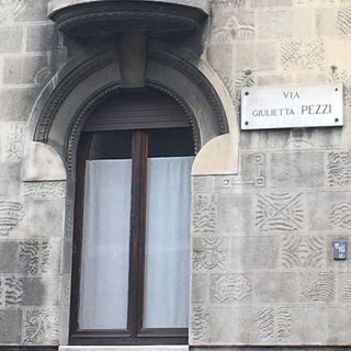 Giulietta Pezzi: radio viaggio della 2 B