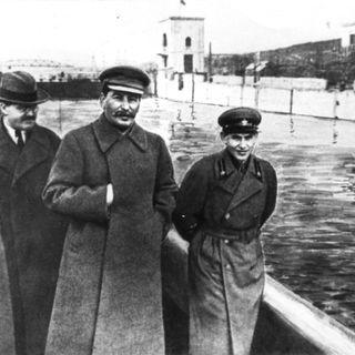 The Vanishing Commissar