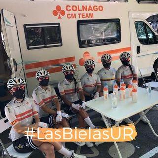 El Equipo Colnago debuta en el ciclismo profesional en la Vuelta a Navarra