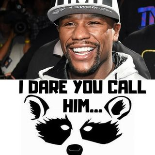 I Dare You! Call Floyd Mayweather A Coon!