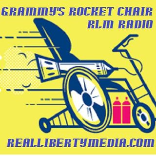 Grammy's Rocket Chair Podcast – 2018-12-21 – #2ndAmendment #Christmas #CNN #Fabrications #FakeNews