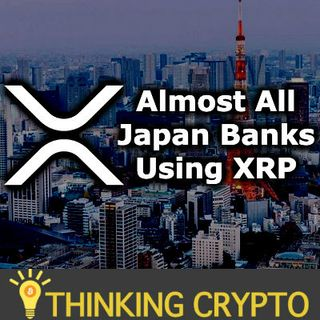 BREAKING XRP NEWS! Almost All Japanese Banks Starting to use XRP - David Jevans Rakuten Tech Conference