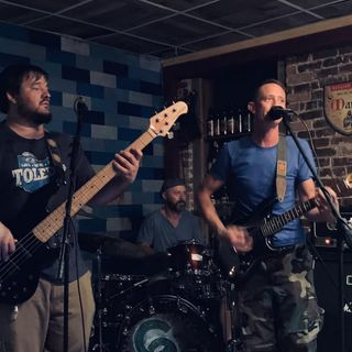The Kevin Holly Show Episode 164 wsg G2P the band!