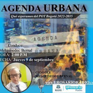 ¿Qué esperamos del POT Bogota 2022- 2035?
