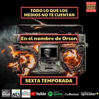 #OrsonRadio - La causa que no deja dormir al presidente...