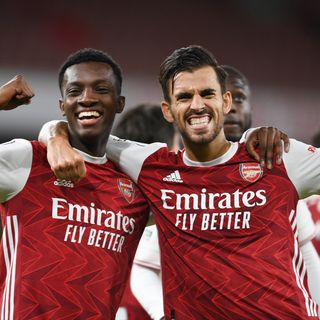 Nketiah maintains Arsenal's start & lacklustre Man Utd floored by Zaha
