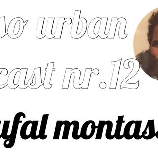 not so urban podcast-nr.12: Naoufal Montassere