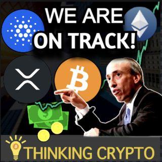 Mutual Fund Giant Wants Crypto - Bitcoin S2F $100K - Twitter BTC Tips - Gary Gensler SEC Ripple XRP