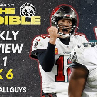 The Audible - Week 6 Preview part one - Fantasy Football 2021