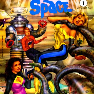 Source Material #265 - Lost in Space 1-5 (Innovation, 1991)