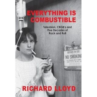Conspirinormal Episode 195- Richard Lloyd (Everything is Combustible)