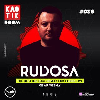 RUDOSA - KAOTIK ROOM (Moments In The Time Radio Ep. 036)