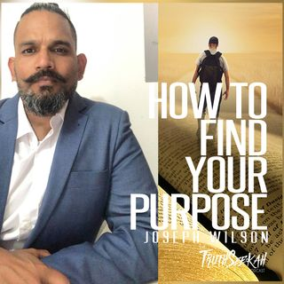 How To Find Your Purpose | Joseph Wilson