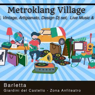 METROKLANG FESTIVAL 12/08/2020 - BARLETTA