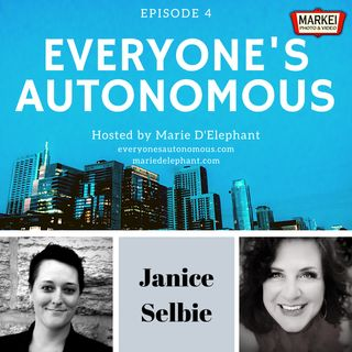 Episode 4: Janice Selbie - Divorcing Religion