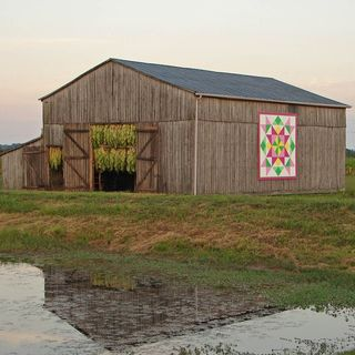 Big Blend Radio: Central Kentucky's Barn Quilt Tour