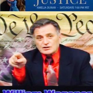 Guest William Wagener 27 yr court corruption investigator and Host of on Second thought TV show and YouTube series.