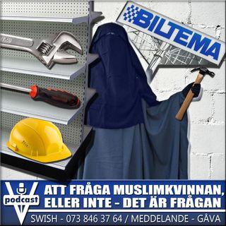 ATT FRÅGA MUSLIMKVINNAN, ELLER INTE - DET ÄR FRÅGAN