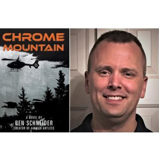 Ben Schneider Interview 12 May 2019