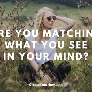 1577 Are You Matching What You See in Your Mind?