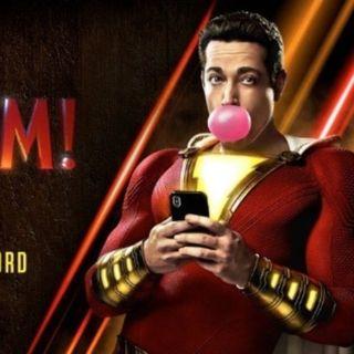 Damn You Hollywood: Shazam Movie Review