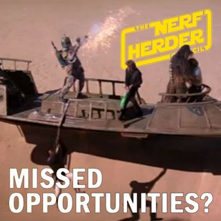 Missed Opportunities In Star Wars?