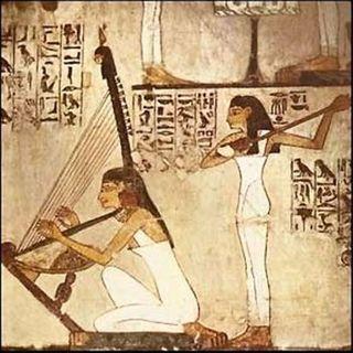 Música electronica & Egipto