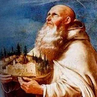 San Romualdo, abad, fundador de Camaldulenses