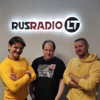 Александр Белкин и Олег Мозарский