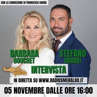 Barbara Bouchet e Stefano Oradei | Intervista