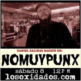 NoMuyPunx con Daniel Salinas Basave