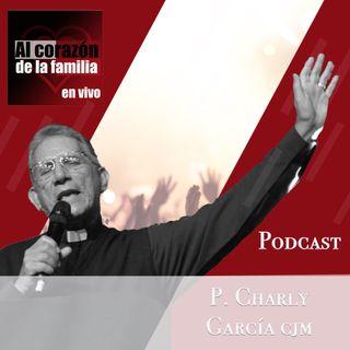 Entrevista Padre Charly García podcast
