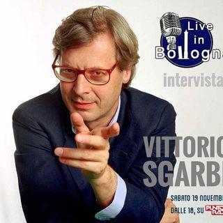 Intervista a Vittorio Sgarbi (19/11/2016)