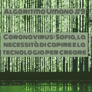 Episodio 9 - Algoritmo Umano: il coronavirus, i giovani e il bisogno di capire