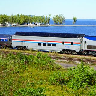 Amtrak's Great Dome Car Coming To Downeaster Route